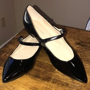 Marc Fisher black flats